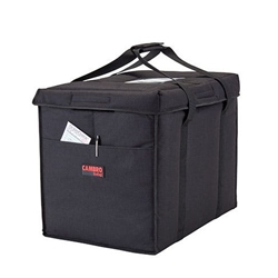 Cambro® GoBag™ Large Folding Delivery Bag, Black (4) - GBD211417110