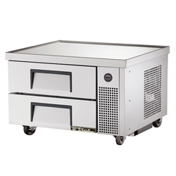 Refrigerated Chef Base Table - 52""