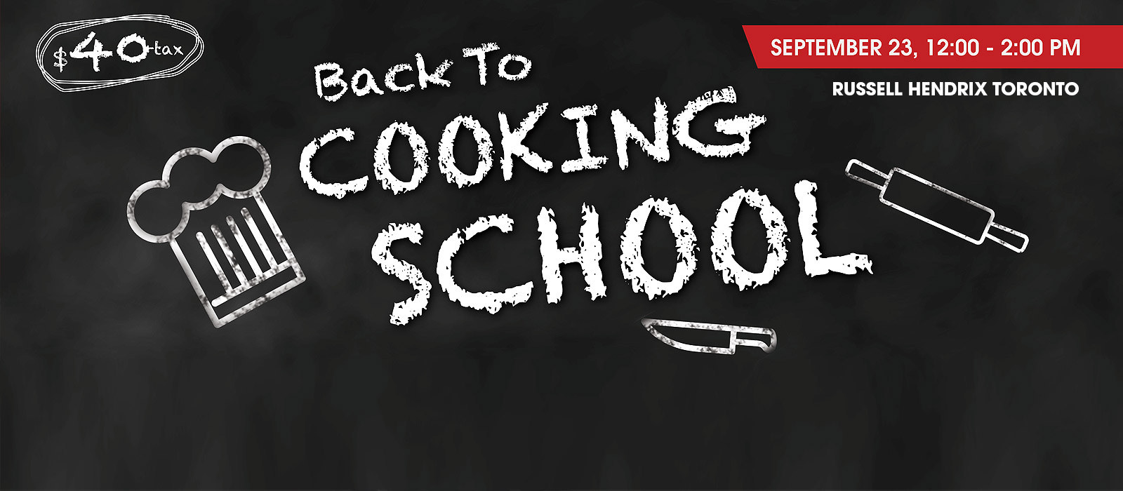 Back to Cooking School